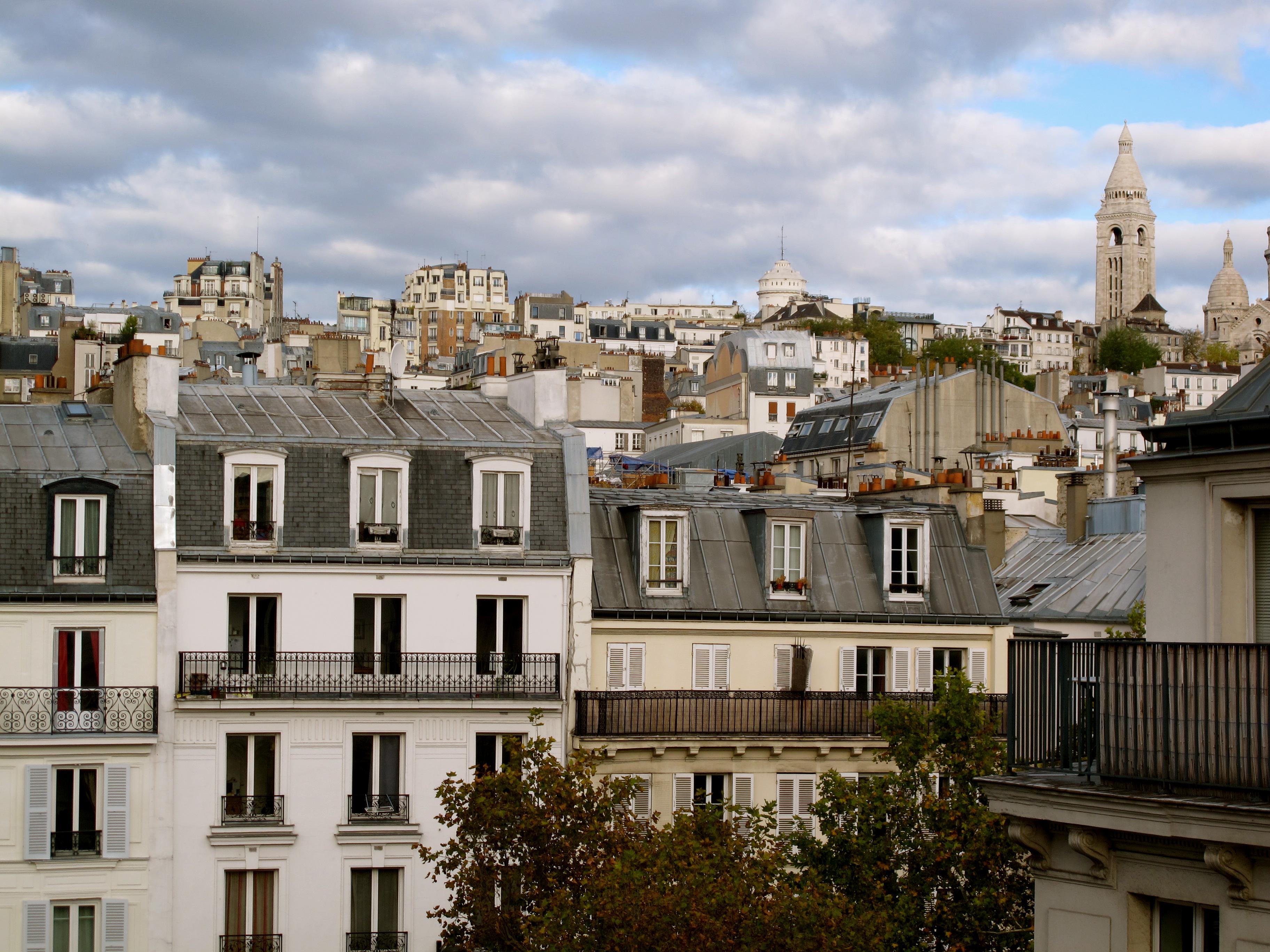 Новый Год 2015 в Париже Мор глад и семь казней